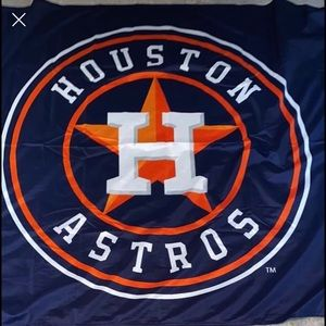 Houston Astro's MLB Flag 3' x 5' - New